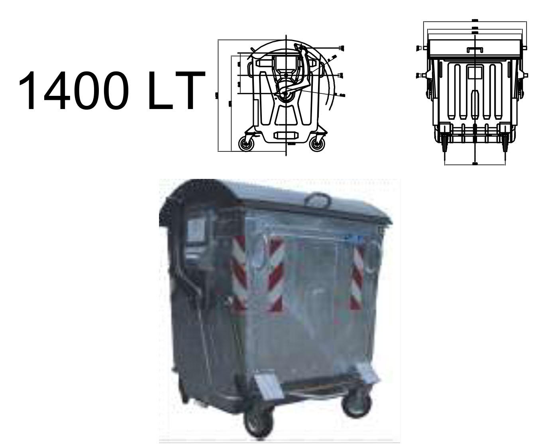 1400 litri