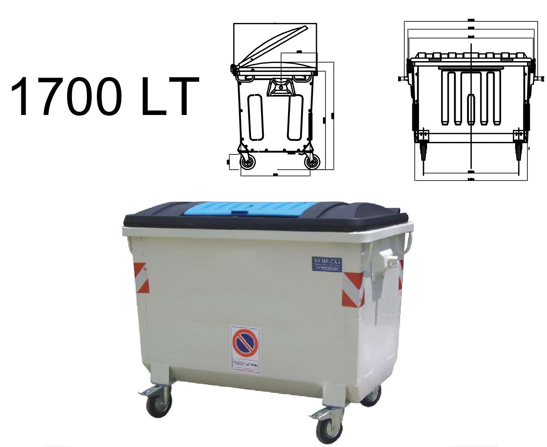1700 litri